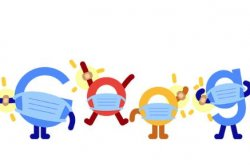 Google promotes getting the COVID-19 vaccine in new Doodle
