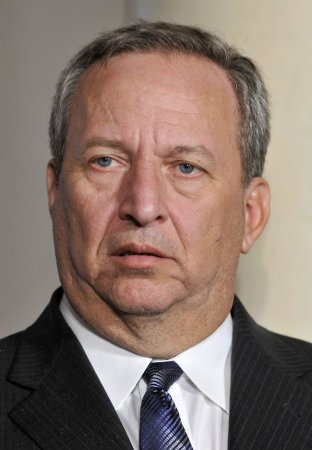 Outside View: Replacing Larry Summers