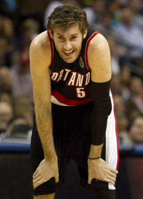 NBA fines Portland's Fernandez $50,000