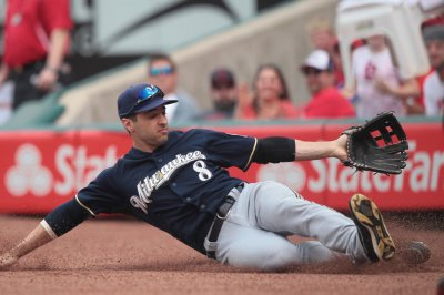 Milwaukee Brewers entertain Cincinnati Reds at Miller Park