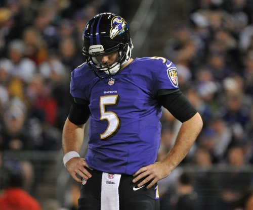 Flacco, Ravens take another shot at Pats