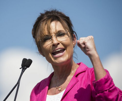 Sarah Palin 'happy' about Bristol's second pregnancy