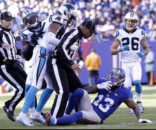 Josh Norman shreds WR Odell Beckham Jr. for malicious meltdown