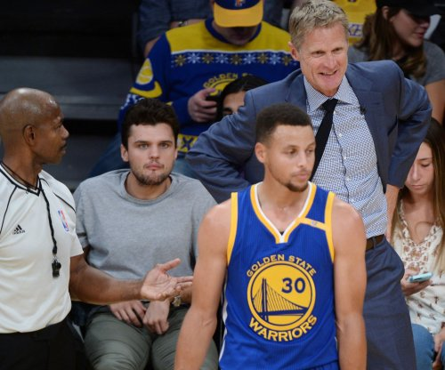 Golden State Warriors' Steve Kerr admits using marijuana for chronic back pain