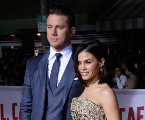 Jenna Dewan spills on her first night with Channing Tatum