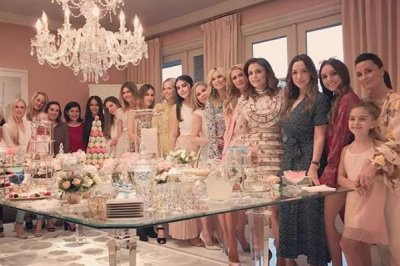 Paris Hilton hosts tea party for Nicky's baby shower