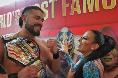 WWE's Andrade becomes United States Champion