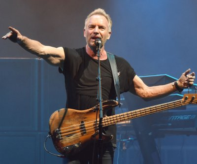 Sting on Las Vegas residency: 'I can create my world there'
