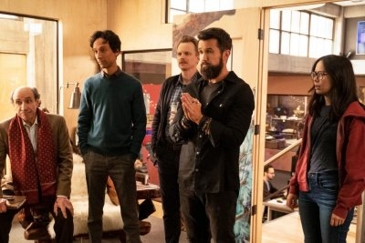 Rob McElhenney initially said 'No, thank you' to 'Mythic Quest'