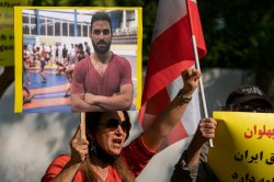 Execution of Iranian wrestler Navid Afkari a new low for regime