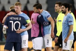 Champions League soccer: Manchester City rallies to beat PSG