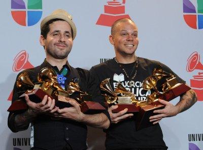 Eduardo Cabra of Calle 13 earns 10 Latin Grammy nominations