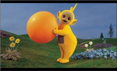 Fridge-raiding Teletubbie charged with burglary