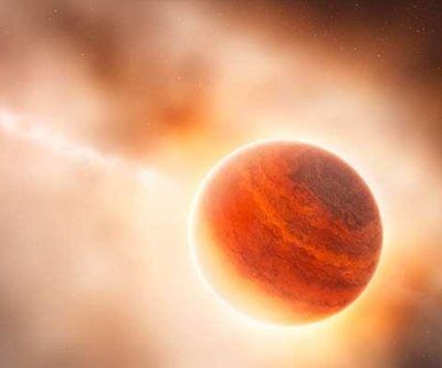 Scientists are watching the birth of a planet