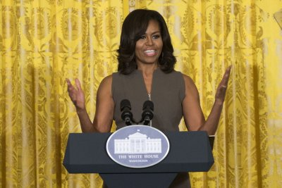 Michelle Obama at SXSW: 'I will not run for president'