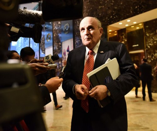Trump names Giuliani as cyber security advisor
