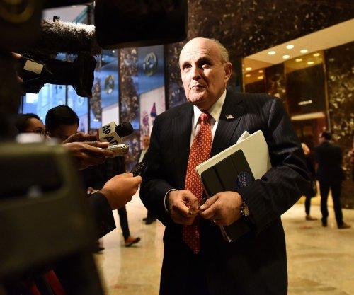 Trump names Giuliani as cyber security advisor