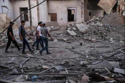 U.N., rights groups condemn attacks against Syrian medical facilities