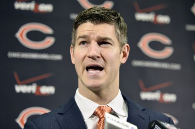 Chicago Bears extend contract of GM Ryan Pace