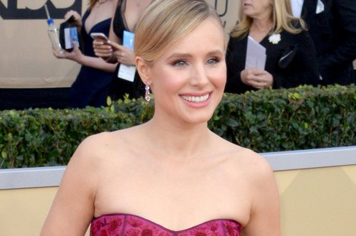 SAG gala host Kristen Bell on politics, harassment: 'Fear and anger never win the race'