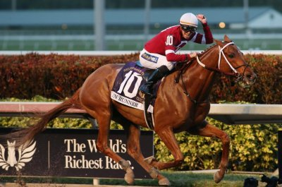 UPI Horse Racing Roundup: Gun Runner goes out in glory at Pegasus World Cup