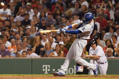 Cody Bellinger homers on 24th birthday in Dodgers' victory over Red Sox