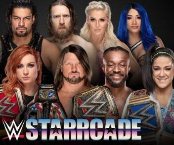 WWE announces special Starrcade event for December