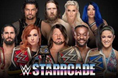 WWE announces special Starrcade event for December