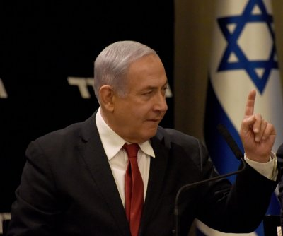 Gantz's party holds slim lead over Netanyahu's near end of vote count