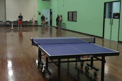 New York man hits world's longest table tennis serve