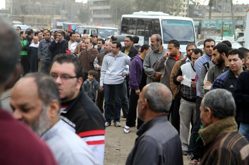 Poll: Egypt favors new constitution