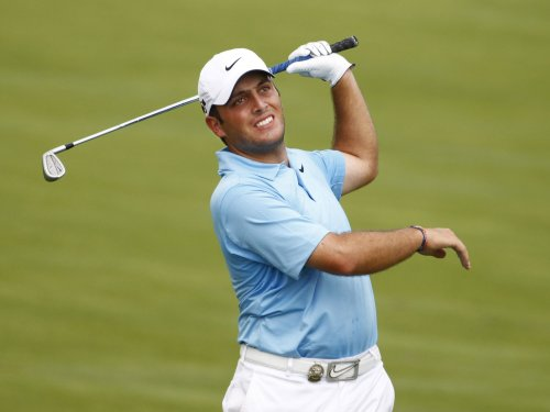 Molinari keeps lead at WGC in Shanghai