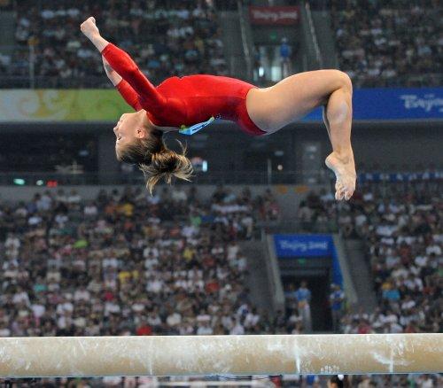 Injury slows American gymnastics effort