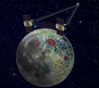 Twin spacecraft prepare for lunar orbits