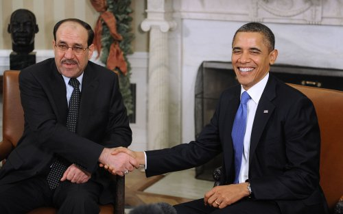 Senators warn Obama of Maliki's 'mismanagement' in Iraq