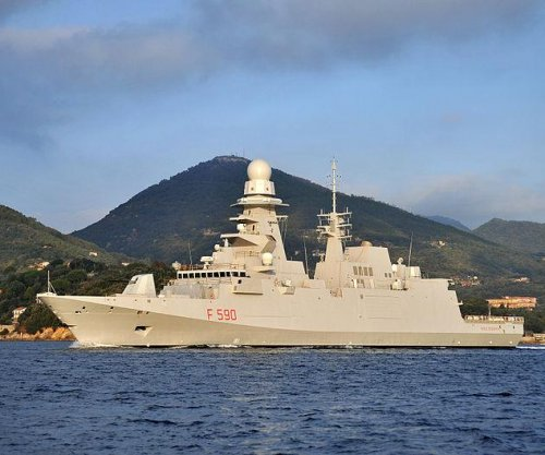 More combat ships on way from European shipyards