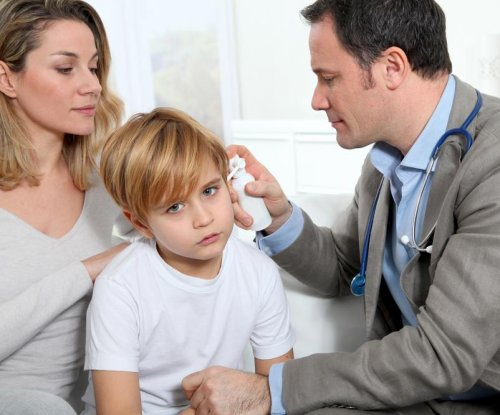 Middle-ear infections helped by anti-stroke drug