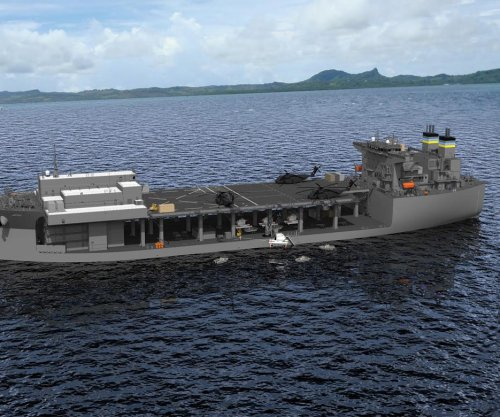 Keel laid for future USNS Hershel 'Woody' Williams