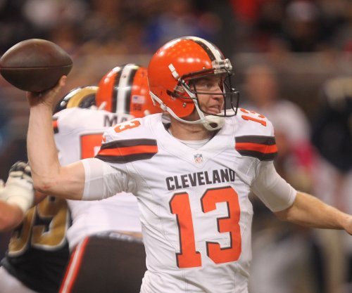 Cleveland Browns' hopes rest with Josh McCown