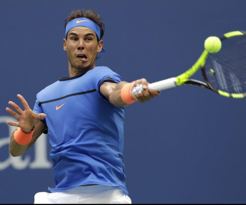 Rafael Nadal ends Adrian Mannarino's run in China