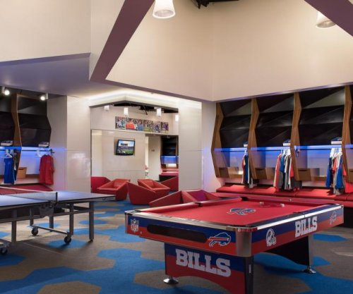 Buffalo Bills auctioning off pool table after banning it from locker room
