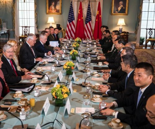 China asked U.S. officials to remove THAAD from South Korea