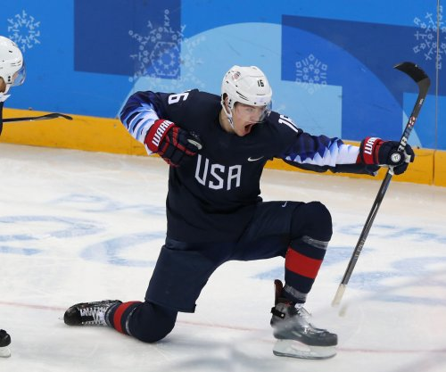Finland, U.S. top men's ice hockey competition