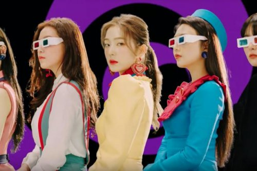 Red Velvet teases 'Zimzalabim' music video