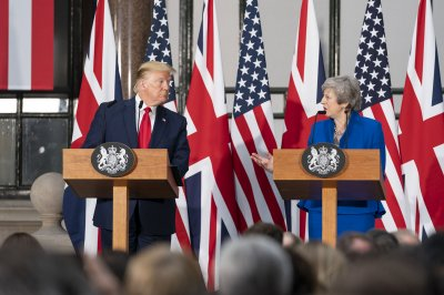 Trump: U.S. will no longer deal with British ambassador