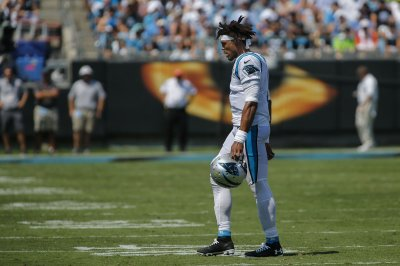 Carolina Panthers rule QB Cam Newton out vs. Houston Texans