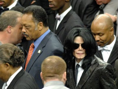Man claiming to be Michael Jackson's son says he has DNA proof