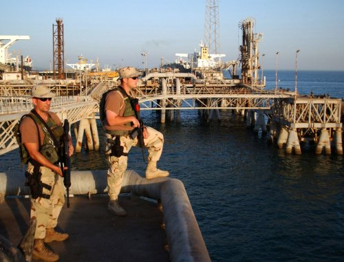 Iraqi oil exports up in July