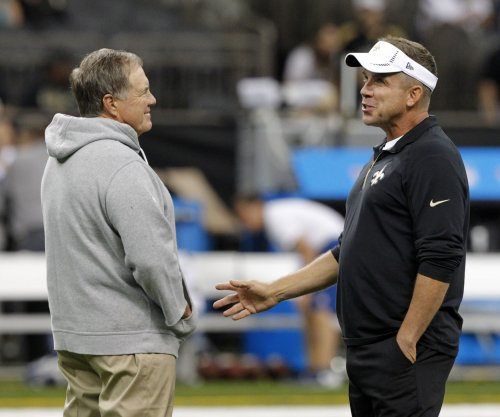 New Orleans Saints head coach likes team's effort against New England Patriots