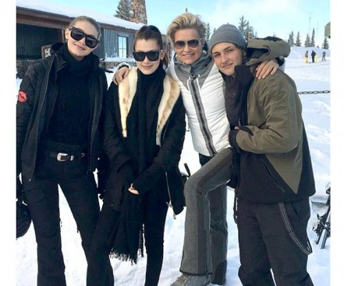 Yolanda Foster shares ski trip photo with family sans ex David Foster